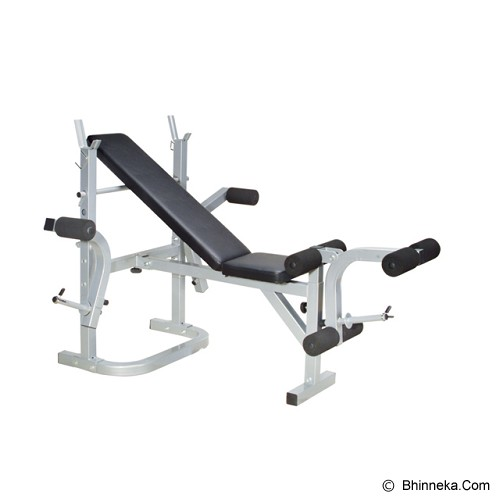 STAMINA Bench Press with Buery [ST-613-B06] - Exercise Bench